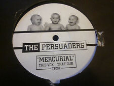 The Persuaders - Mercurial - Fast Shipping