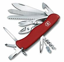 Victorinox Swiss Army Knife Workchamp- Model 53761 Free Shipping