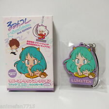 RUMIC COLLECTION RUBBER STRAP - LUM TEN - URUSEI YATSURA CELL PHONE STRAP JAPAN