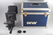 【MINT+++】 Sinar P2 4x5 Large Format View Film Camera CM Fujinon From Japan #1518