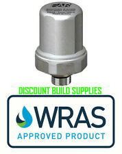 Water Hammer Arrestor WRAS Approved  Stop Noisy Pipes for Bath Basin Taps Toilet