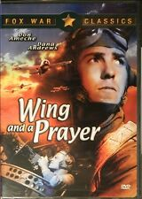 WING and a PRAYER (1944) Don Ameche Dana Andrews Charles Bickford SEALED DVD