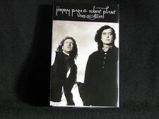 Jimmy Page And Robert Plant. No Quarter. Cassette Tape. 1994. Australian Made.
