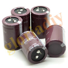5pcs 450v820uf Electrolytic Capacitor 35x51mm Free Shipping