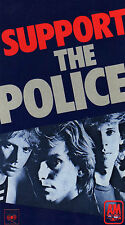 ADESIVO-THE POLICE - ORIGINALE DELL'EPOCA. NUOVO
