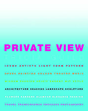 A Private View by Tricia Guild, Elspeth Thompson (Hardback, 2004)  B13
