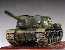 Award Winner PreBuilt Dragon 1/35 Soviet JSU-152 Self Propelled Gun +Accessories