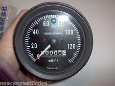 *Vintage NOS OEM Bridgestone GTO GTR 350 Speedometer Gauge 8401-9000