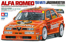 TAMIYA 1/24 ALFA ROMEO 155 V6 TI 'JAGERMEISTER' NEW MINT & SEALED