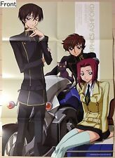 Code Geass: Lelouch of the Rebellion Graphics Ashford 2-sided folded poster