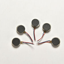 5Pcs DC 3V 10mm x 2.7mm 1020 Cell Phone Coin Flat Vibrating Vibration Motor AH12