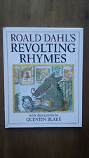 Roald Dahl – Revolting Rhymes (1st ed reprint UK Cape hb) Matilda The BFG BBC