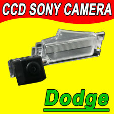 Sony CCD Dodge caliber car reverse rear view camera GPS radio kamera auto color