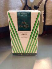Vintage MA GRIFFE by CARVEN 30ml Parfum de Toilette Vapo (Original Formula)