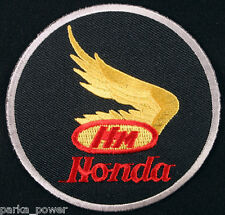 Honda Motorcycles Iron on PATCH, Badge, Bikers, HM