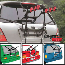 WHEELS N BITS 3 Bicycle Carrier Car SUV 4x4 Rack Bike Cycle Universal fitment