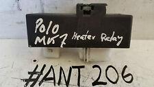 Vw polo MK7 radiateur/radiateur ventilateur contrôle relais 1J0919506M