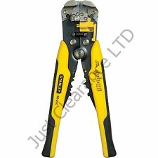 STANLEY 096230 FMHT0-96230 FATMAX AUTO WIRE STRIPPER CUTTER STRIPPING PLIERS