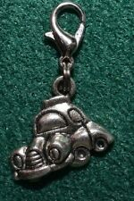 Tibetan Silver CAR Clip on Charm