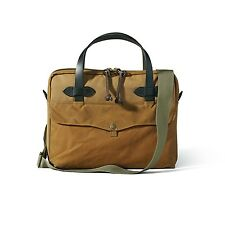 NEW! FILSON TABLET BRIEFCASE - TAN #70324 FREE EXPEDITED SHIPPING! FAST!