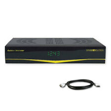 Récepteur Satellite Golden Media 990 CR Interstar HD PVR SPARK LX Revolution