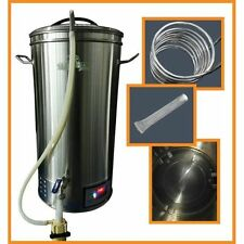 Bulldog Brewer All In One All Grain Brewing System Quality 304 Stainless Steel