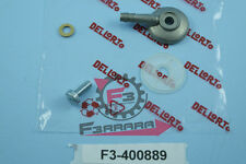 F3-400889 KIT PIPETTA Benzina SHA 14 IN METALLO CARBURATORE Dell'orto Scooter Mo