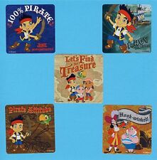 15 Jake and the Never Land Pirates - Large Stickers -  Favors