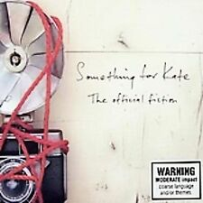 SOMETHING FOR KATE - THE OFFICIAL FICTION, Brand New & Sealed