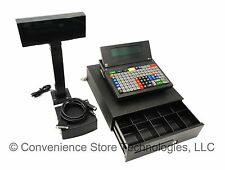 VeriFone Ruby CPU4 CPU 4 120-Key POS Point of Sale System P040-03-430