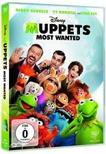 Muppets - Most Wanted - Disney DVD - Neu