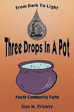 Three Drops in a Pot : From Dark to Light by Jose M. Yrizarry (2004, Paperback)