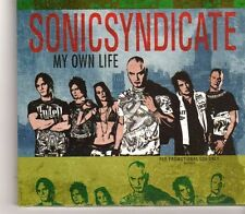 (GC100) Sonic Syndicate, My Own Life - 2010 DJ CD