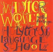 Winter Women/Holy Ghost Language School by Matthew Friedberger (CD, 2 Discs) NEW