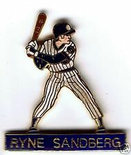 MLB souvenirs - HOFer Ryne Sandberg (Chicago Cubs) Commemorative Player pin