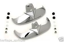 Heritage Springer - FLSTS  Front & Rear Fender Tips Set **NEW**