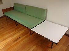 Mid Century Modern Long Platform Sofa Daybed By Kingsley Pearsall Wegner Knoll