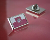 Poland Polish Flag Pin/Lapel Badge