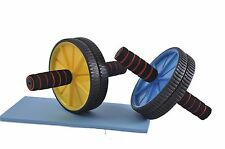 Exercise Ab Wheel Roller Abdominal Workout Roller For Ab Exercise Free Knee Mat