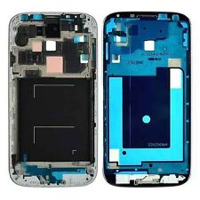 Samsung Galaxy S4 i337 M919 Front Housing Mid Cover Frame Bezel Silver New