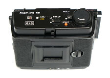 Mamiya RB 67  - Motormagazin 6x8 Rollfilm Power drive motorized  Film Holder  .