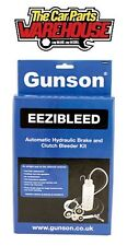 GUNSONS EEZIBLEED  Brake Clutch Fluid Pedal Bleeding Systems Mitsubishi Mondeo