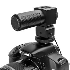 TAKSTAR SGC-698 Camera Recording Stereo MIC Microphone for Camcorder Camera DSLR