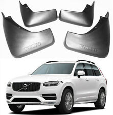 NEW OEM FRONT & REAR Splash Guards Mud Guards Mud Flaps FOR 2015-2017 Volvo XC90
