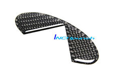 For INFINITI G37 2DR Coupe Carbon Fiber Rear Lid Trunk Emblem Decal Insert S IPL