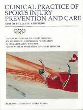 Clinical Practice of Sports Injury Prevention and Care, Vol. V by Renstrom