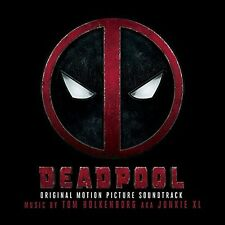 OST/JUNKIE XL - DEADPOOL SOUNDTRACK CD NEU