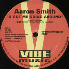 AARON SMITH - U Got Me Going Around EP - Vibe Music