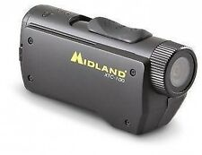 MIDLAND XTC100 DIGITAL VIDEO ACTION CAMERA 2GB & MOUNTS