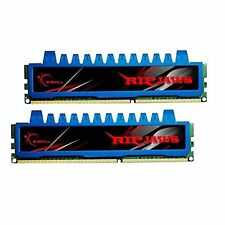 G.Skill Ripjaws 4GB DDR3-1333MHz RAM (2x2GB) [F3-10666CL8D-4GBRM]